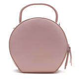 Crossbody Circular Shaped Bag (Pink)