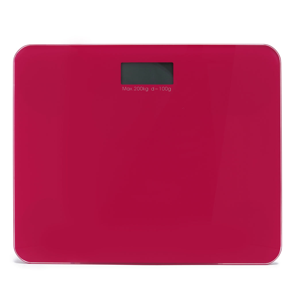 Miniso Stalinite Body Weight Scale (Red)