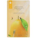 Miniso Nature Facial Mask (Argentine lemon)
