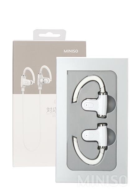 Miniso Stereo Bluetooth Earphone S530 (White)