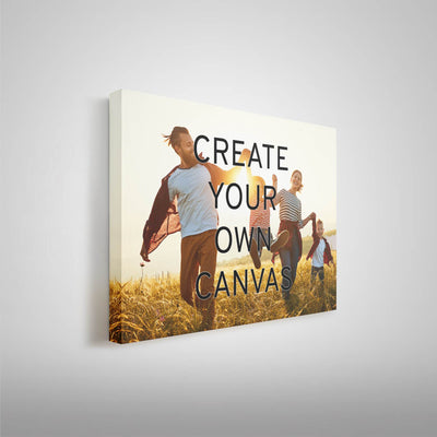Create Your Own Canvas
