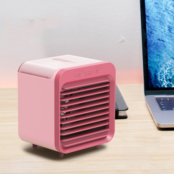 Rechargeable Desktop Cooling Fan Air Cooler for Summer