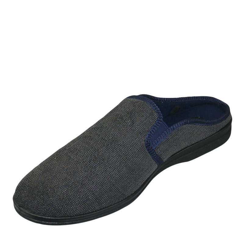 Mens Comfort Scuff Slipper
