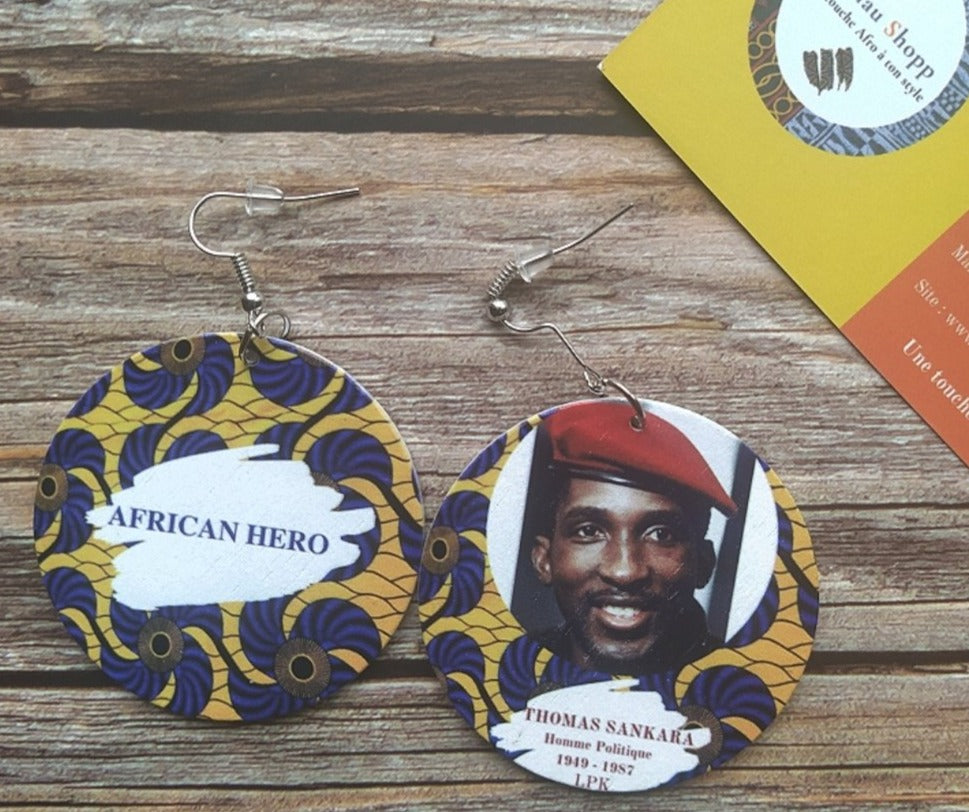 African Hero : Thomas Sankara
