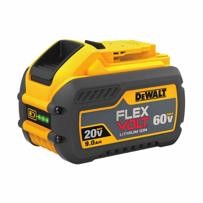 DEWALT DCB609 20V / 60V MAX FLEXVOLT 9.0 Ah Battery