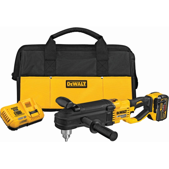DEWALT DCD470X1 60V MAX In-Line Stud and Joist Drill with E-Clutch Kit