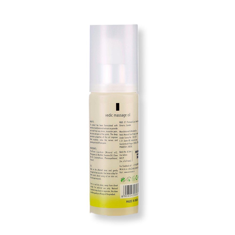 Vedic Massage Oil