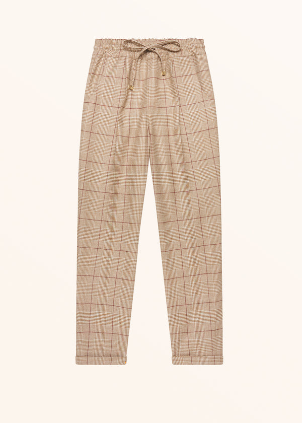 TROUSERS Virgin wool