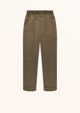 TROUSERS Silk