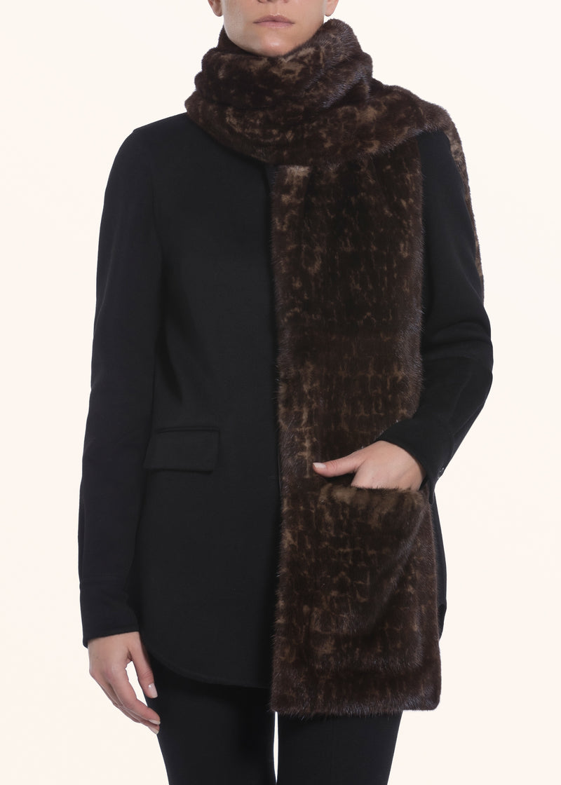 COLLARE MADE OF FUR Mink