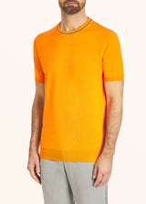 JERSEY ROUND NECK Cotton