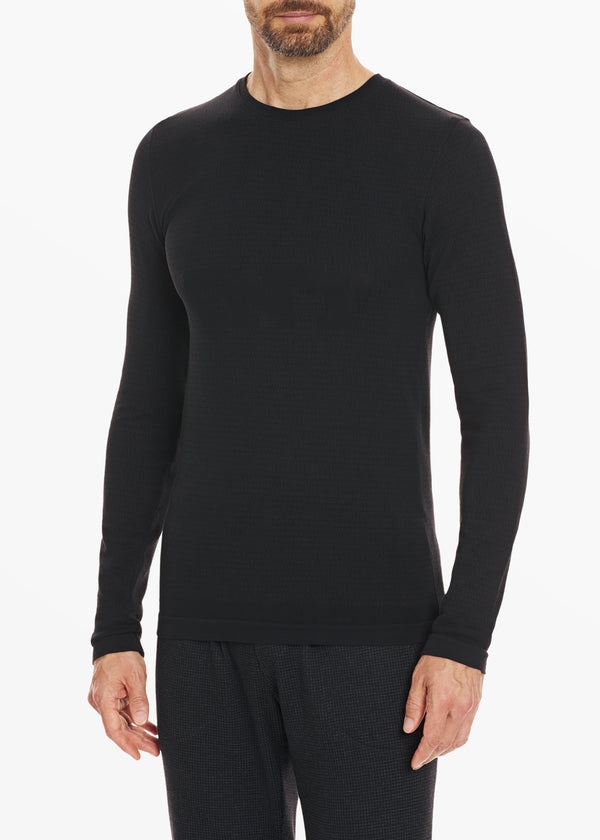 ROUND NECK JERSEY Cotton