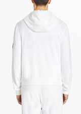 SWEATER W/HOOD LS Cotton
