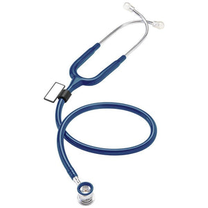 MDF® NEO™ Infant and Neonatal Deluxe Lightweight Dual Head Stethoscope (MDF787XP) - Royal Blue