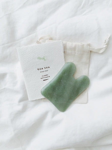 The Gua Sha Jade Facial Tool