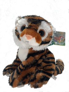 Medium Plush Big Cats