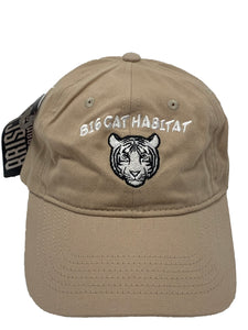 Big Cat Habitat Ball Cap