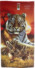 Load image into Gallery viewer, Big Cat Beach Towels
