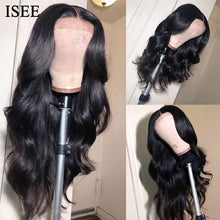 Load image into Gallery viewer, [A827] Body Wave Lace Front Wigs For Women 130%/150% Density Lace Front Wigs Brazilian Body Wave Lace Front Human Hair Wigs