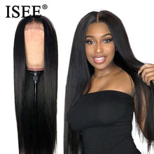 Load image into Gallery viewer, [A829] Straight HD Transparent Lace Front Wigs For Women Lace Closure Wig Malaysian Lace Frontal Wig Straight Human Hair Wigs