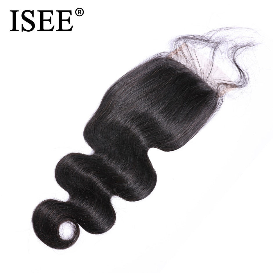 [I134] Malaysian Body Wave Closure 4