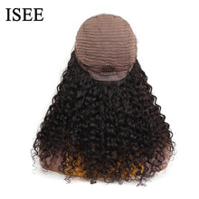 Load image into Gallery viewer, [A894]  Water Wave U Part Human Hair Wigs 180% Density Middle U Shape Wigs Glueless Wigs For Women Mongolian Water Wave Wigs
