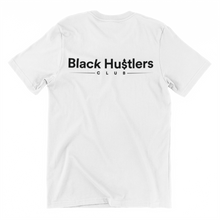 Load image into Gallery viewer, Black Hustlers Club Shirt