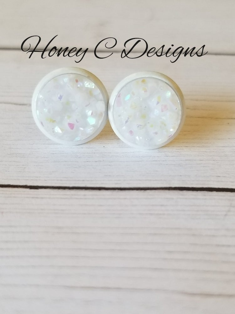Sparkle white out 10mm