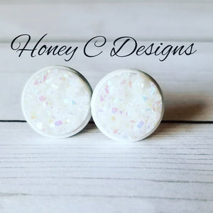 Sparkle White Out 12mm