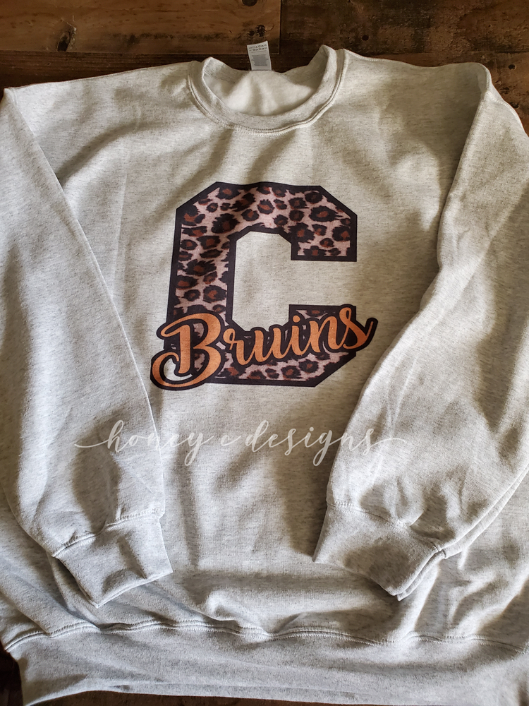 Caddo spirit sweatshirt