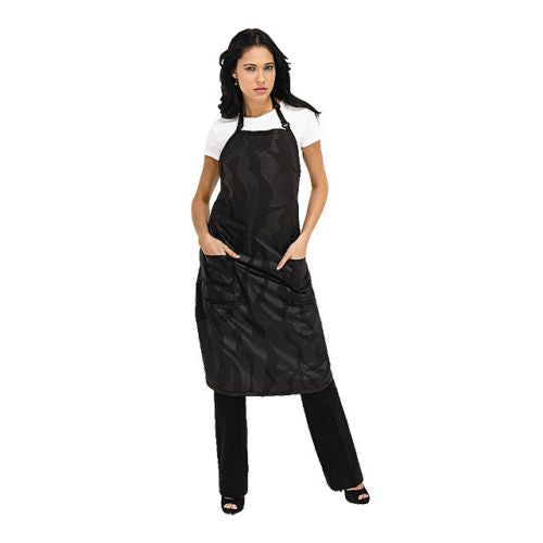 Betty Dain Bleach Proof Stylist Apron Black
