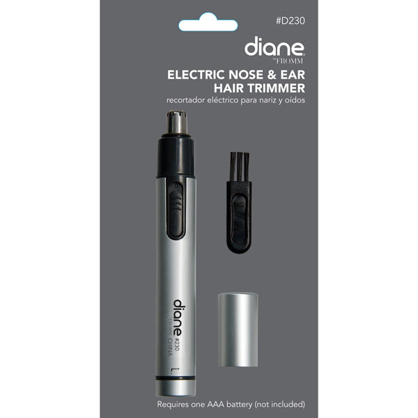 Diane Electric Nose & Ear Hair Trimmer