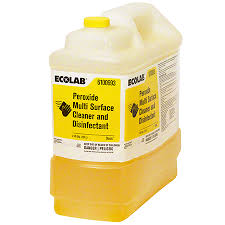 Ecolab® Peroxide Multi Surface Cleaner and Disinfectant™