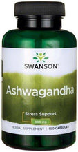 Carregar imagem no visualizador da galeria, Ashwagandha - 450 Mg - 100 Caps - Stress Support - Indiamed