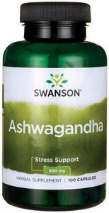 Ashwagandha - 450 Mg - 100 Caps - Stress Support - Indiamed