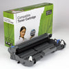 Brother DR520 Drum Unit, Compatible, 25000 Page Yield