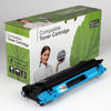 Brother TN115C, High Yield, Compatible, Cyan Toner, 4000 Page Yield