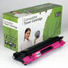 Brother TN115M, High Yield, Compatible, Magenta Toner, 4000 Page Yield