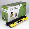 Brother TN115Y Compatible Yellow Toner, 4000 Page Yield