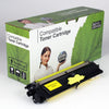 Brother TN210Y Compatible Yellow Toner, 1400 Page Yield