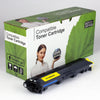Brother TN225Y Compatible Yellow Toner, 2200 Page Yield
