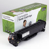 HP 304A, CC530A, Standard Yield, Compatible, Black Toner, 3500 Page Yield