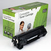 HP 83A , CF283A, Standard Yield, Compatible, Black Toner, 1500 Page Yield