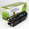 HP 508X, CF361X, High Yield, Compatible, Cyan Toner, 9500 Page Yield