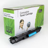 Brother TN227C Compatible Cyan Toner, 2300 Page Yield