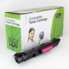 Brother TN227M, High Yield, Compatible, Magenta Toner, 2300 Page Yield