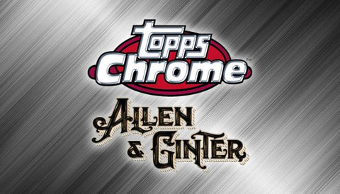 2020 Allen & Ginter Chrome