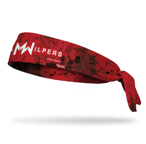 Team Wilpers Headband (Red)