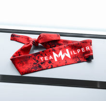 Load image into Gallery viewer, Team Wilpers Headband (Red)