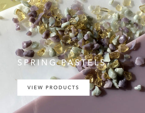 Collection by A Fiery Heart: Spring Pastels